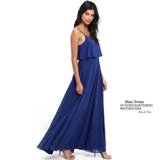 Maxi dress fits S-L