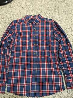 Only Ny Lodge Flannel Shirt