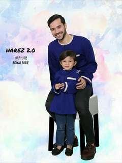 🔥SALE 🔥KURTA HAREZ 2.0 - Royal blue