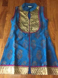 Traditional Indian Costume