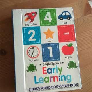 Mini Board Book Set
