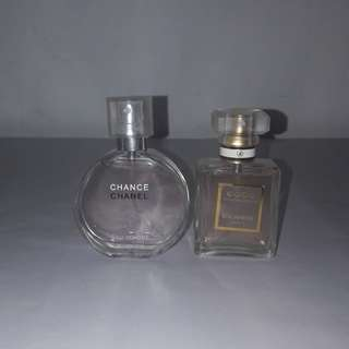Chanel parfum mini