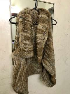 Authentic Rudsak Fur Vest