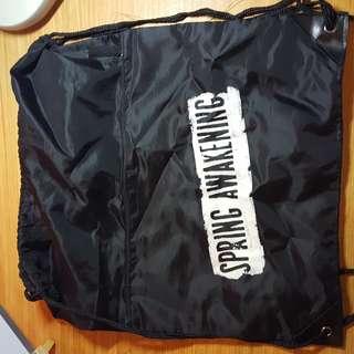 Spring Awakening Drawstring Bag