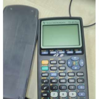 TI-83 Plus Graphing calculator for sale!!!