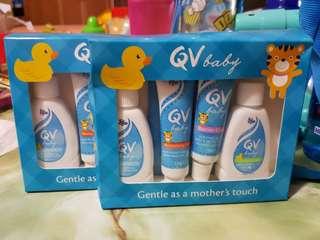 QV baby set