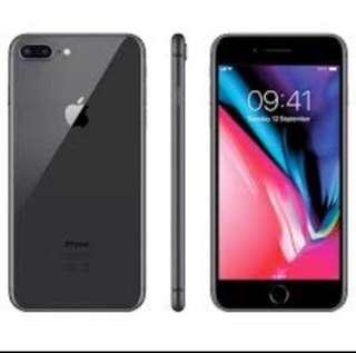 IPhone 8 Plus - Sealed (BNIB)