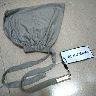 Alhumaira Dew Tie Back Inner - Grey