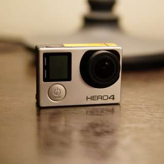 GoPro Her 4 Silver (3 batteries)
