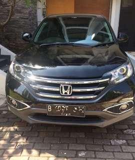 Honda CRV prestige 2.4 tahun 2014, km 36.450