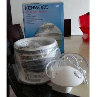 Kenwood Ice Cream Maker 1.5 Litre