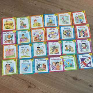 Scholastic Sight Word Readers - beginner / early reading