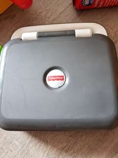 Fisher Price educational tablet