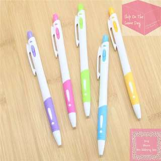 5pcs Ball Point With Press Point