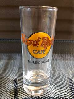 Hard Rock Shot Glass - Melbourne