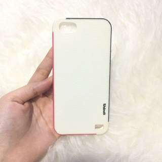 IPHONE CASE WHITE for 5s