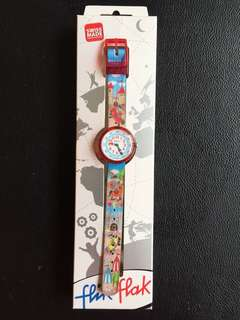 Swatch Watch - Flik Flak Knights Children's Watch