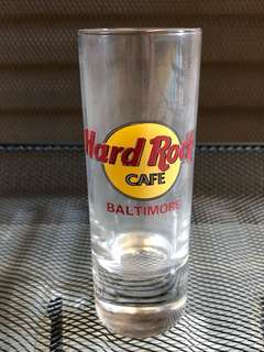 Hard Rock Shot Glass - Baltimore