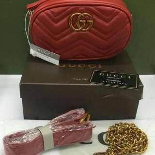 GUCCI Slingbag / Beltbag with box high quality replica