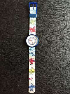 Swatch Watch - Flik Flak Planes Children's Watch