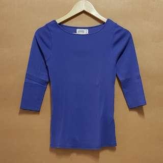 Zara 3/4 Sleeves (Purple)