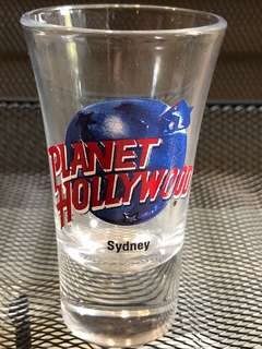Planet Hollywood Shot Glass - Sydney