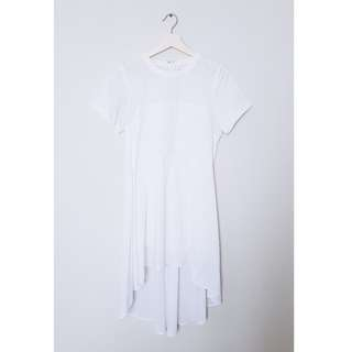 White Staple the Label Dress *Size 10/M*