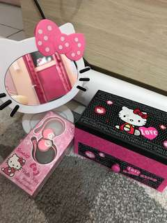 1 set hellokitty