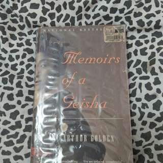 Arthur Golden Memoirs of a Geisha