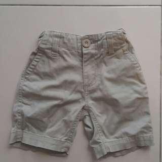 Khaki Short Pants