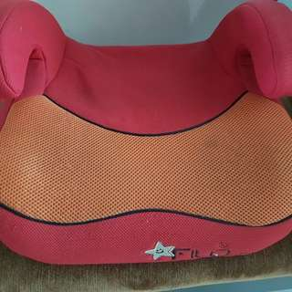 Preloved Cheap Car Booster Seat