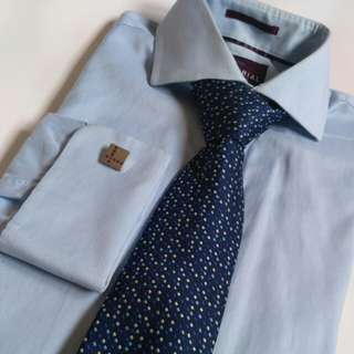 Marks & Spencer Sartorial Dress Shirt, Size 14,5 | 37