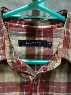 🚚 HANG TEM (M) 格子襯衫