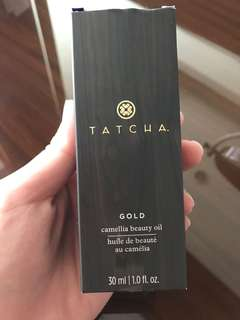 Tatcha Camelia Beauty Oil