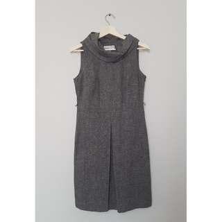 Grey Tweed Espirit Dress *Size 8*
