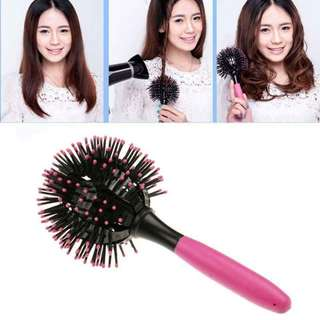 3D Bomb Curl Brush