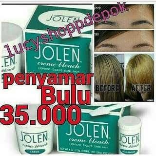 Cream jolen bleach bleaching