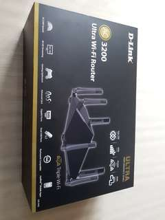 AC3200 ultra wifi router