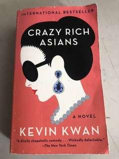 Crazy Rich Asians Kevin Kwan Novel