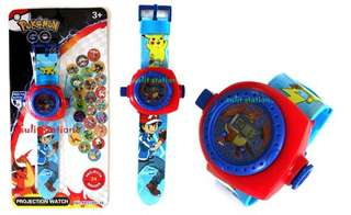 POKEMON DIGITAL PROJECTOR KIDS WATCH