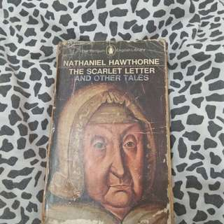 Nathaniel Hawthorne Scarlet Letter and Other Tales