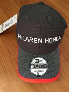 A official McLaren Honda cap - original