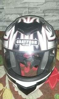 Grayfosh Fullface Helmet