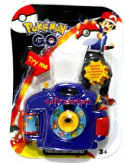 POKEMON go PROJECTOR CAMERA TOYS