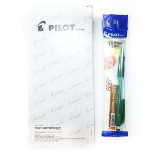 Pilot SHAKER 0.5mm Mechanical Pencil Assorted Colours 12pcs with Pencil Leads