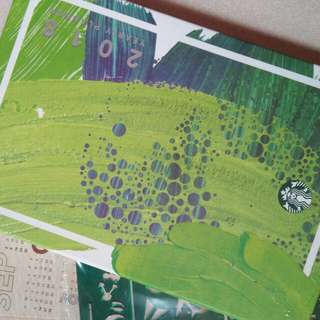 Sale - STARBUCKS PLANNER WITHOUT VOUCHER AND CARD