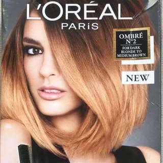 L'oreal Ombre Balayage Hair Color
