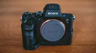 Sony A7ii + 55mm f1.2