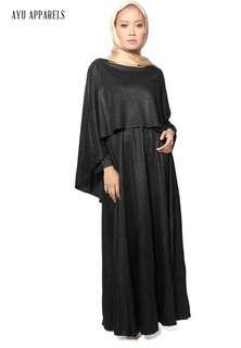 Leia Cape Dress