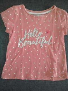 Girl set apparel